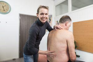 Osteopathie behandeling