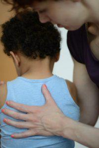 Osteopathie bij een kind