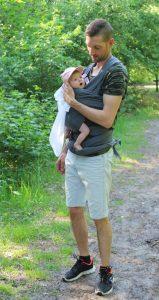 Wouter en baby